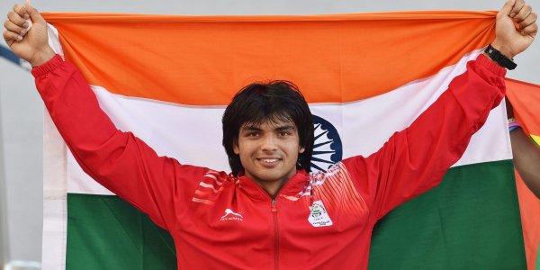 Neeraj Chopra Asian Games 2018,Asian Games 2018,Asian Games 2018 news,Asian Games 2018 medal,Asian Games 2018 highlights