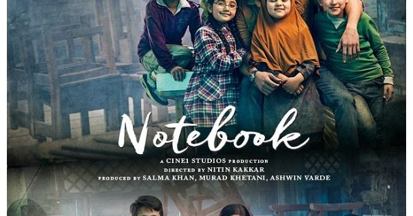 Watch Notebook Trailer  starring  Pranutan Bahl Zaheer Iqbal Youtube