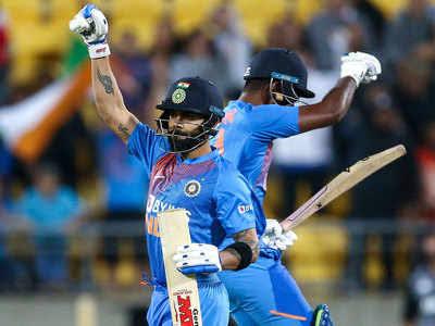 India vs New Zealand T20 Super Over Highlights